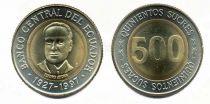 Ecuador 500 Sucres Isidro Ayora - 1927-1997
