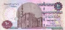 Egypt 10 Pounds Mosque - Pharaon - 2006