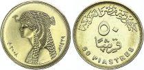 Egypt 50 Piastres Cleopatra - 2012
