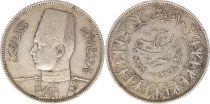 Egypte 10 Piastres 1939 - Roi Farouk
