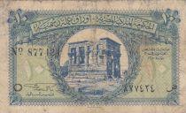 Egypte 10 Piastres ND1940 - Temple de Philae