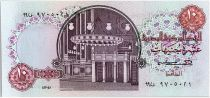 Egypte 10 Pounds Mosquée - Pharaon - 1985