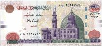 Egypte 200 Pounds Mosquée - Scribe - 2012
