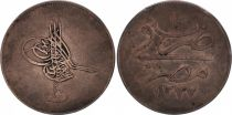 Egypte 40 Para Abdul Aziz - 1277 - 1869