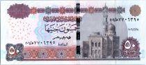 Egypte 50 Pounds Mosquée Abu Hariba - 2016