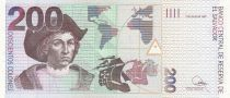 El Salvador 200 Colones C.Colomb - 1997 - UNC