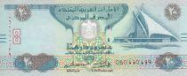 Emirats Arabes Unis 20 Dirhams Centre Dubai Creek Golf et Yacht Club - 2015
