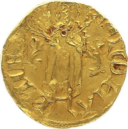 Espagne 1/2 Florin, Alfonse IV (1416-1458) - Mallorque