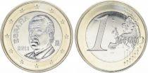 Espagne 1 Euro Juan Carlos I - 2011