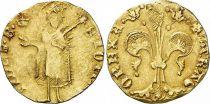 Espagne 1 Florin, Alfonse IV (1416-1458) - Valence