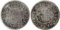 Espagne 1 Réal  Ferdinand VI - Armoirie 1749 M JB