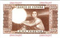 Espagne 100 Pesetas J.R. de Torres