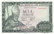 Espagne 1000 Pesetas 1965 - San Isidoro