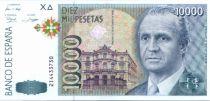 Espagne 10000 Pesetas Juan Carlos - Jorge Juan