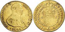 Espagne 2 Escudos Ferdinand VII - Armoiries 1809 S Seville