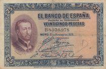 Espagne 25 Pesetas 1926 - Saint François Xavier