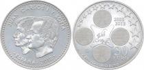 Espagne 30 Euros Juan Carlos et Sofia - 10 ans de l\'Euro 2012