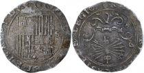 Espagne 4 réales Ferdinand & Isabel (1469-1504)