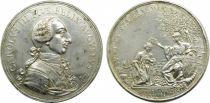 Espagne Carlos III - Société Valencienne - 1785 - Société des Amis du Pays - Argent