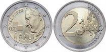 Estonie 2 Euro Paul Keres - 2016