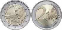 Estonie 2 Euro Paul Keres - 2016
