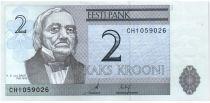 Estonie 2 Krooni 2006 - K.E. Von Baer