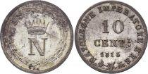 Etats Italiens 10 Centisimi - Napoléon I -1813 M