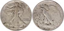 Etats Unis d´Amérique 1/2 Dollar Liberty, Aigle - 1943
