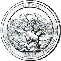 Etats Unis d´Amérique 1/4 Dollar Denali - P Philadephie