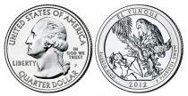 Etats Unis d´Amérique 1/4 Dollar El Yunque
