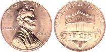 Etats Unis d´Amérique 1 Cent Lincoln - Preservation of the Union 2010