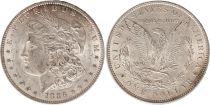 Etats Unis d\'Amérique 1 Dollar - Morgan - 1886 - Aigle Argent