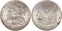 Etats Unis d\'Amérique 1 Dollar - Morgan - 1886 Aigle Argent