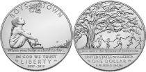 Etats Unis d´Amérique 1 Dollar Boys Town - 2017 P Philadelphie