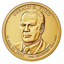 Etats Unis d´Amérique 1 Dollar Gerald Ford - 2016 P Philadelphie