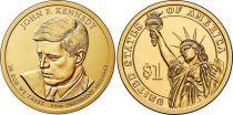 Etats Unis d´Amérique 1 Dollar J.F. Kennedy - 2015 P Philadelphie