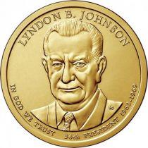 Etats Unis d´Amérique 1 Dollar Lyndon Johson - 2015 D Denver
