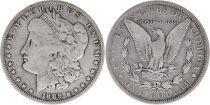 Etats Unis d´Amérique 1 Dollar Morgan - 1889 - Aigle O Nouvelle Orléans
