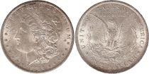 Etats Unis d\'Amérique 1 Dollar Morgan - Aigle 1884 O Nouvelle-Orleans - Argent