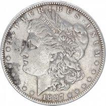 Etats Unis d´Amérique 1 Dollar Morgan - Aigle 1887