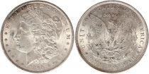 Etats Unis d\'Amérique 1 Dollar Morgan - Aigle 1890 - Argent