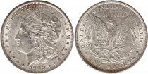 Etats Unis d\'Amérique 1 Dollar Morgan - Aigle 1900 - Argent