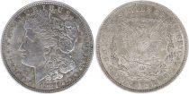 Etats Unis d´Amérique 1 Dollar Morgan - Aigle 1921 Argent