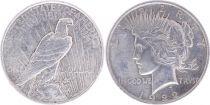 Etats Unis d´Amérique 1 Dollar Peace - 1922 D Denver Argent
