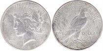 Etats Unis d´Amérique 1 Dollar Peace - 1923 San Francisco S - Argent