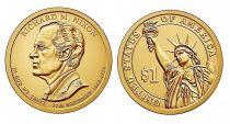 Etats Unis d´Amérique 1 Dollar Richard Nixon - 2016 P Philadelphie