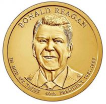 Etats Unis d´Amérique 1 Dollar Ronald Reagan - 2016 P Philadelphie