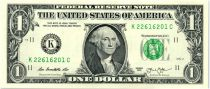 Etats Unis d´Amérique 1 Dollar Washington - 2013 - K11 Dallas