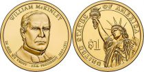 Etats Unis d´Amérique 1 Dollar William McKinley - 2013