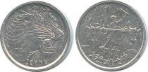 Ethiopie 1 Cent